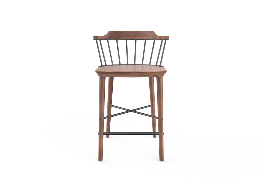 Stellar Works Exchange Bar Chair SH610 - The Hackney Emporium