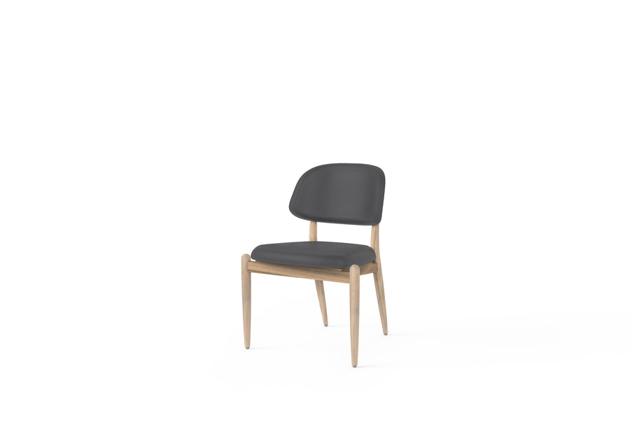 Stellar Works Slow Side Chair - The Hackney Emporium