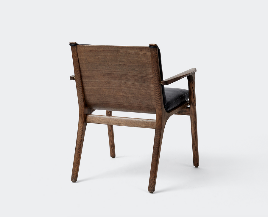Stellar Works Rén Dining Armchair - The Hackney Emporium