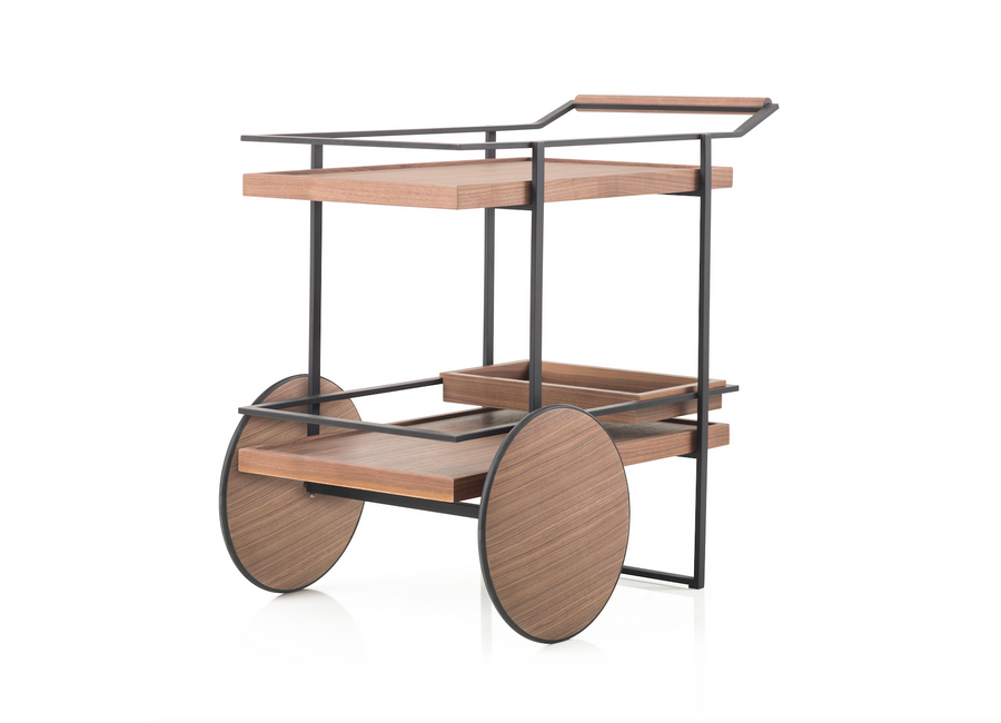 Stellar Works Bar Cart James - The Hackney Emporium