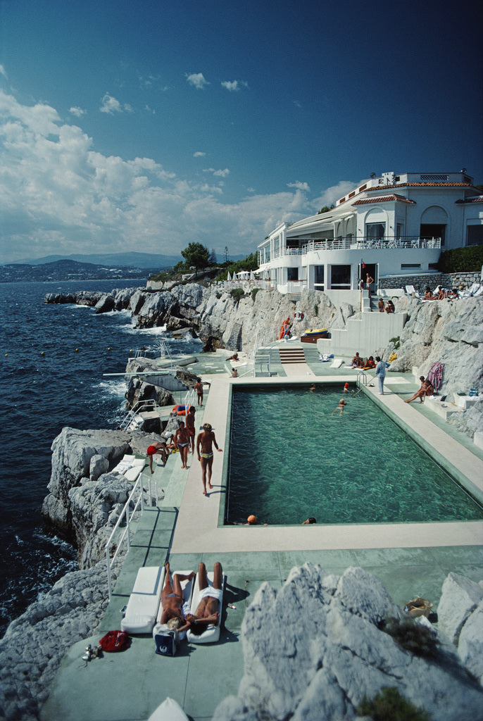 Slim Aarons Hotel du Cap Eden-Roc - The Hackney Emporium