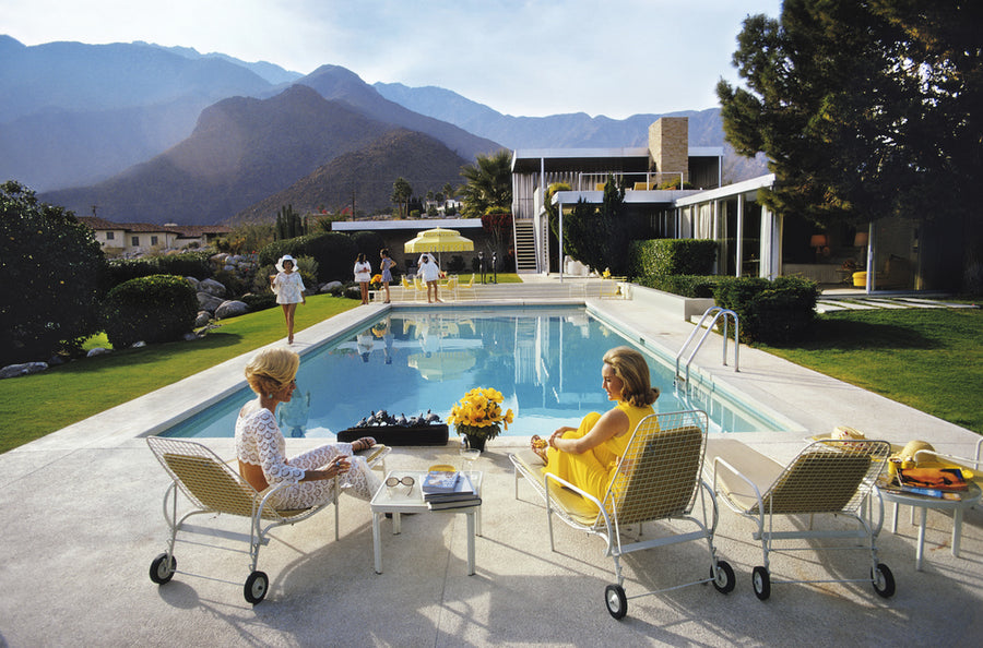 Slim Aarons Poolside Glamour - The Hackney Emporium