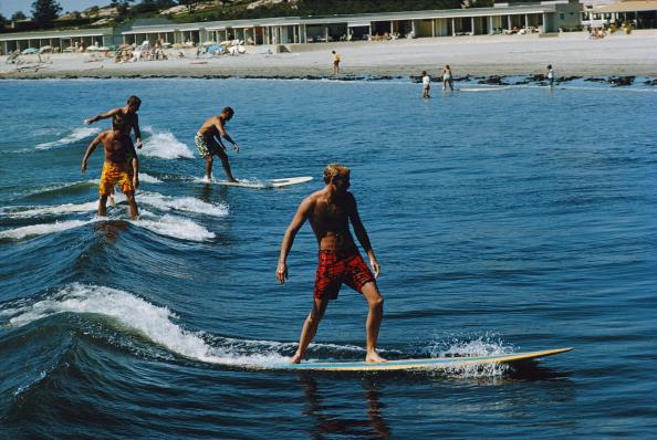 Slim Aarons Surfing Brothers - The Hackney Emporium