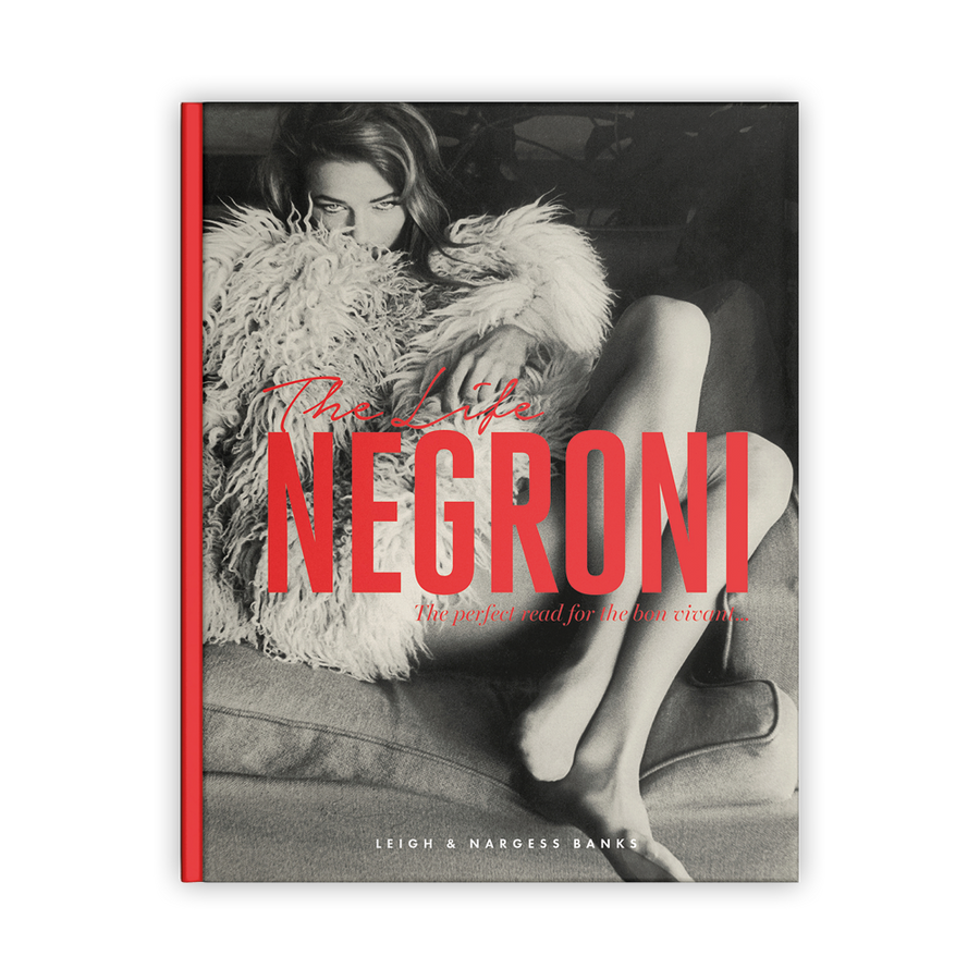The Life Negroni: Signed Limited Edition Book - The Hackney Emporium