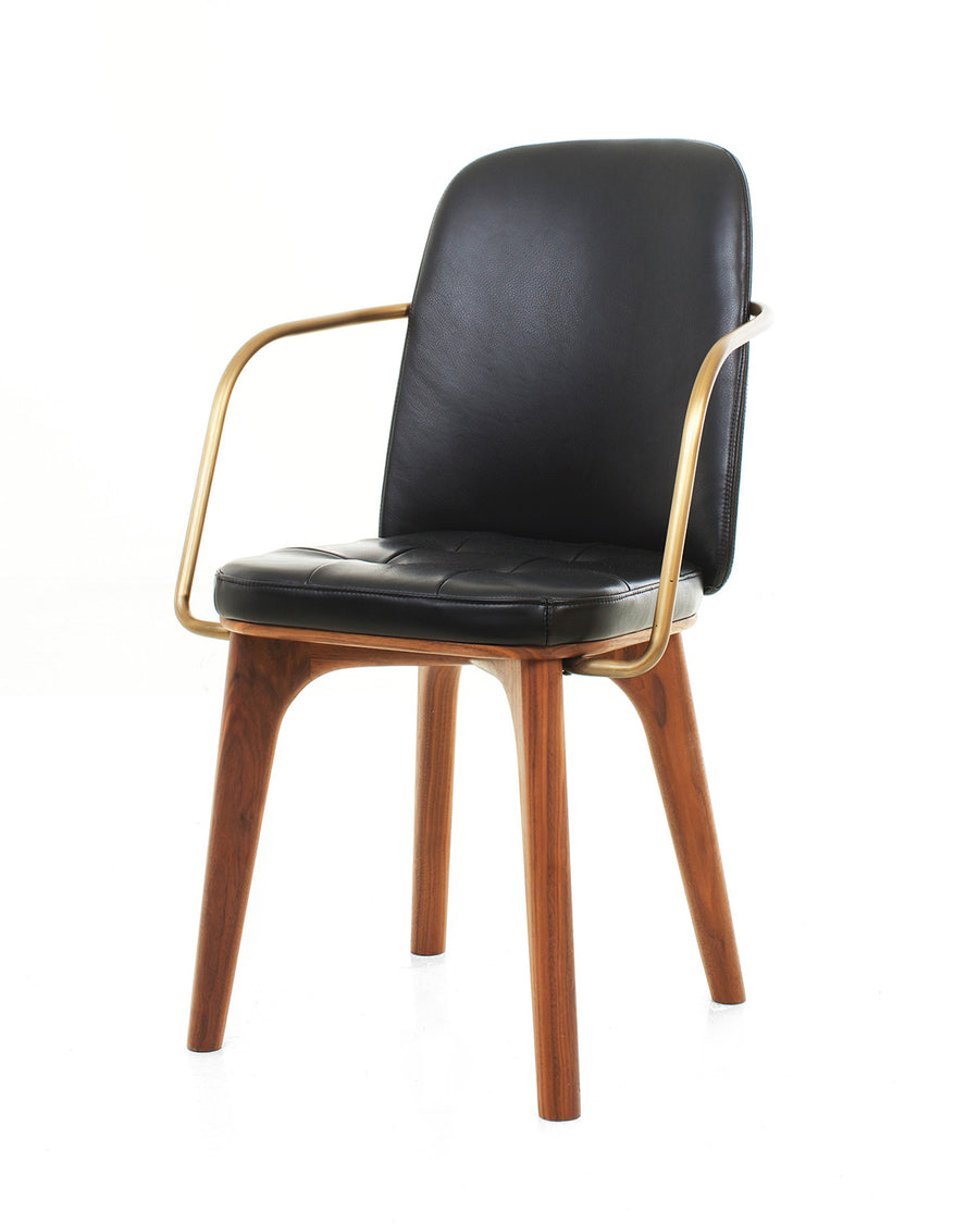Stellar Works Utility Highback Armchair - The Hackney Emporium