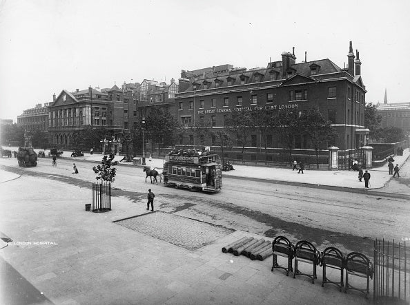 London Hospital - East End Photography - The Hackney Emporium