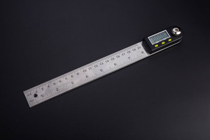 "200mm 8"" LCD Digital Protractor 