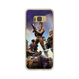 Battle Fam Phonecase for Samsung - Fortnite