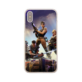 Battle Fam Phonecase for iPhone - Fortnite