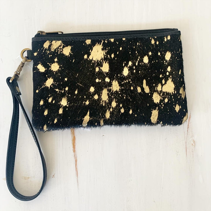 Cowhide Purse #13