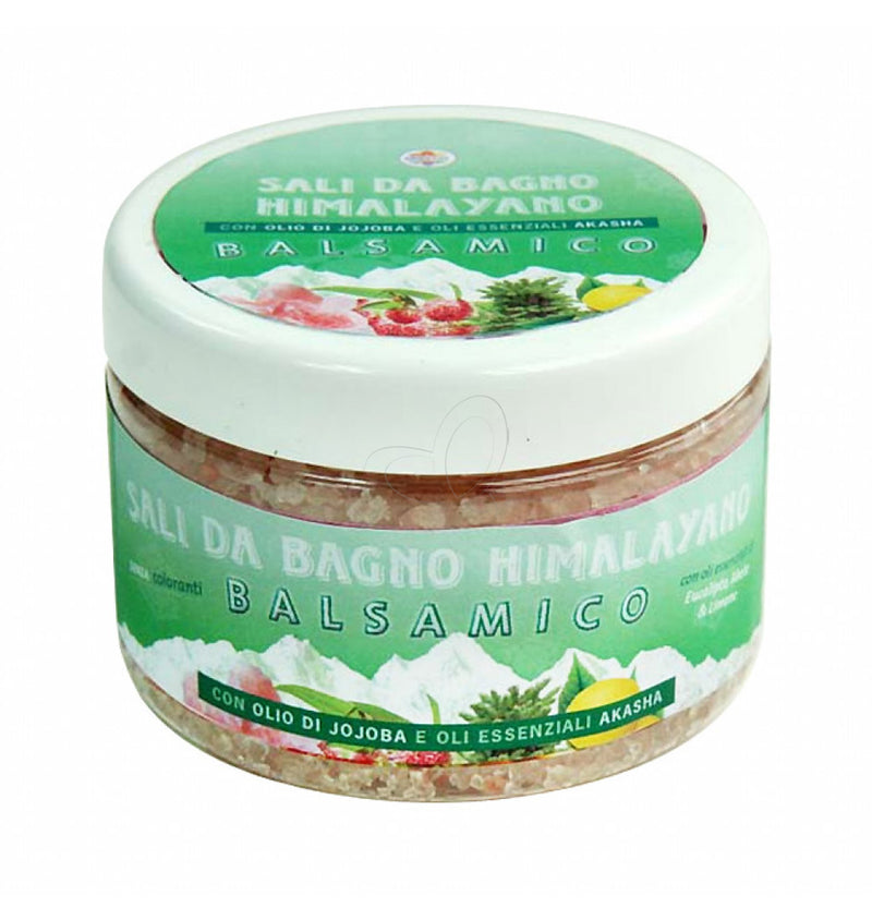 Himalaya Balsamic Organic Shower Salts Relaxarium Spa