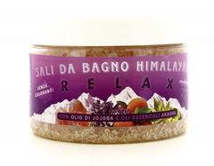 Himalaya Relax Organic Shower Salts Relaxarium Spa