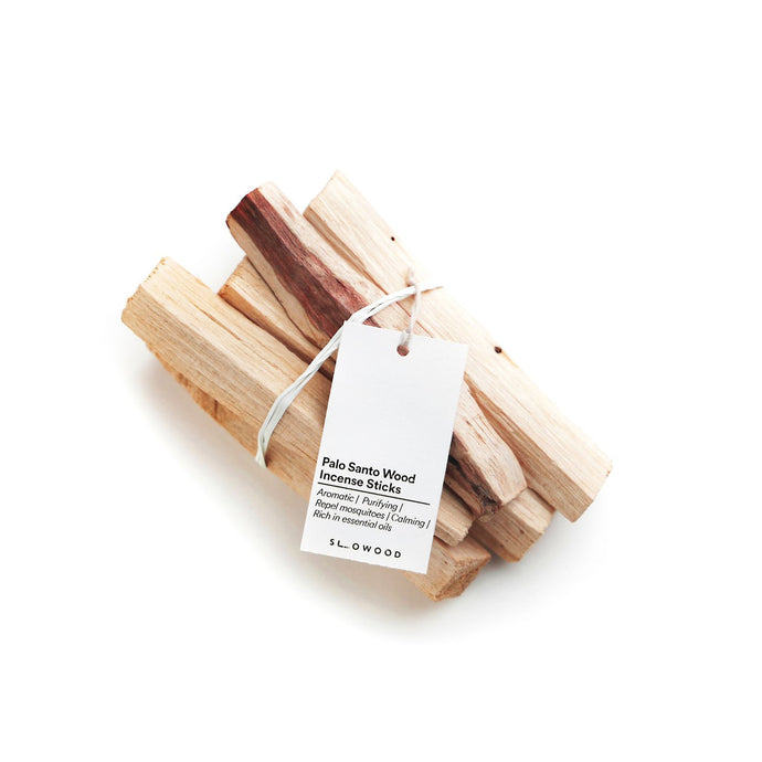 【Slowood】秘魯聖木原木條 50克裝 Palo Santo Sticks Bundles 50g