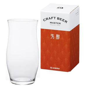 【ADERIA】 Craft Beer Glass 芳醇