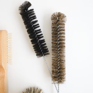 小羊毛刷 /小馬毛刷  | Black Wool Bottle Brush / Horsehair Bottle Brush