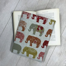 Book Sleeve - Elephants