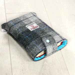 Harris Tweed Book Sleeve / Tablet Sleeve