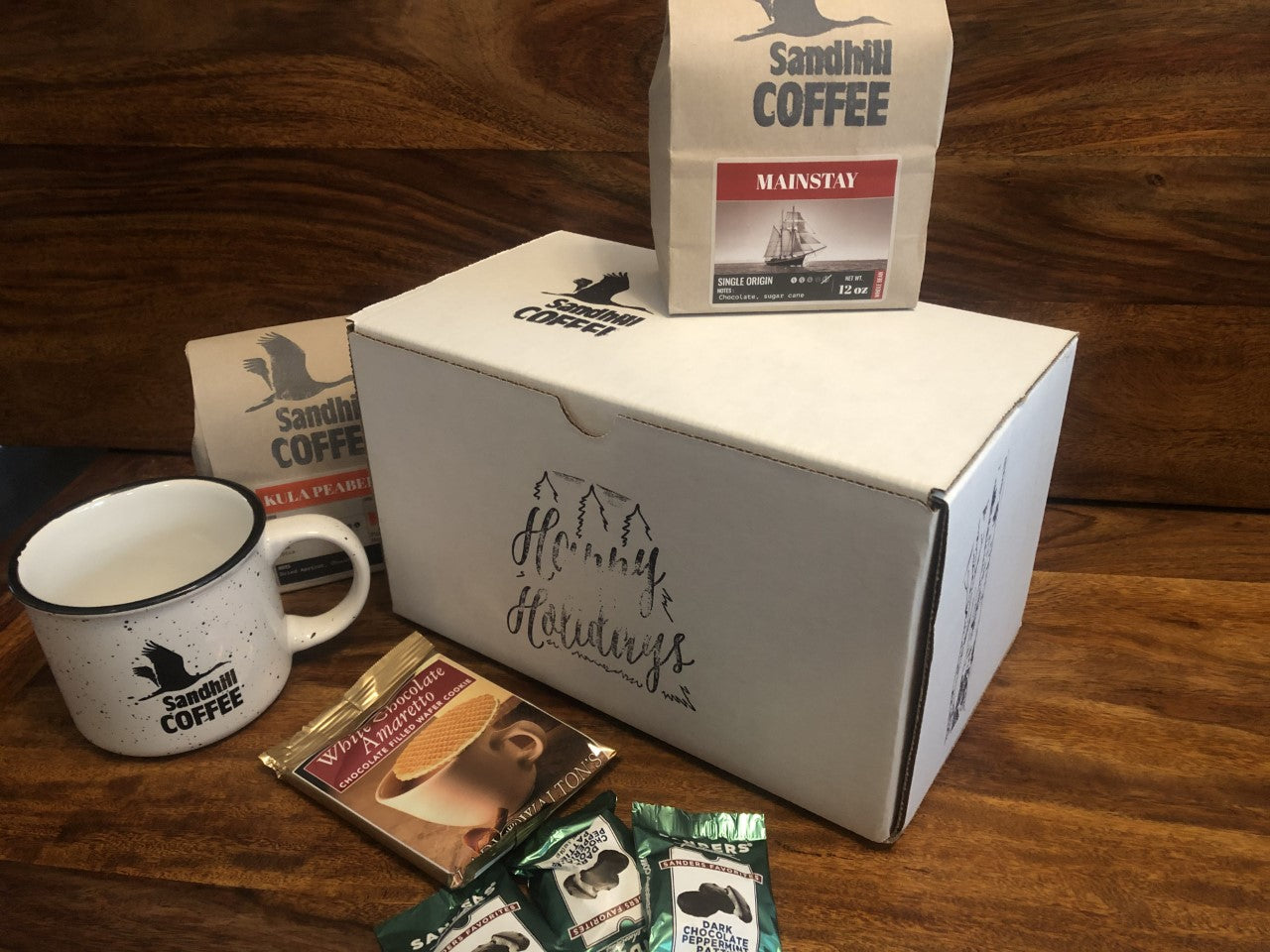 Holiday Gift Package - sandhillcoffee