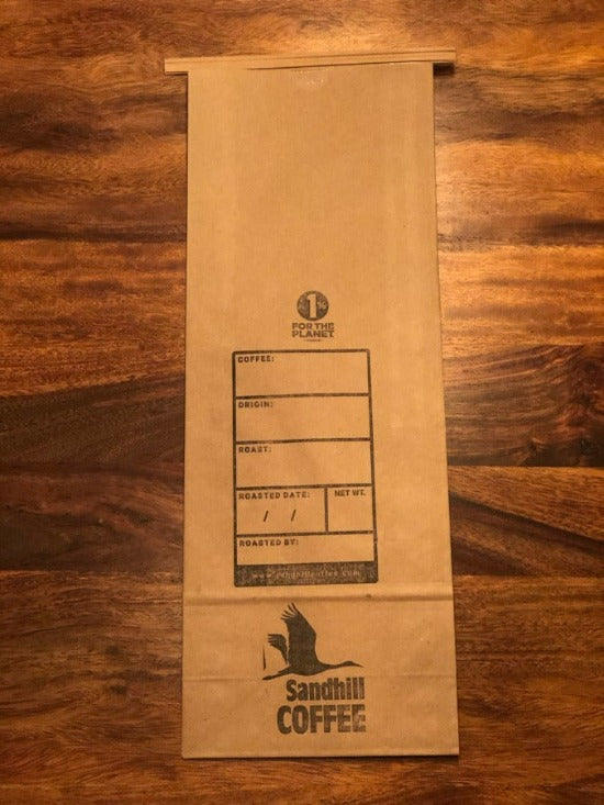 5lb bag of Coffee - sandhillcoffee