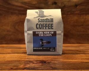 Dark Side of the Loon — Espresso Blend - sandhillcoffee