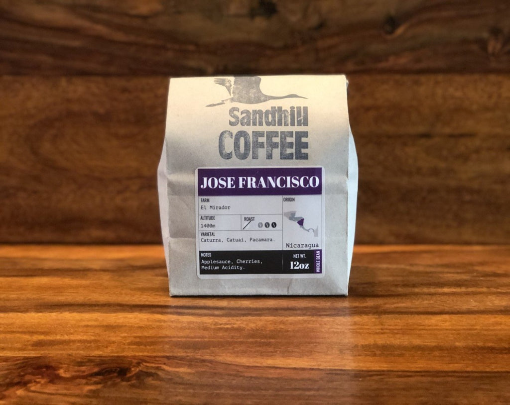 Jose Francisco - Light Roast - sandhillcoffee