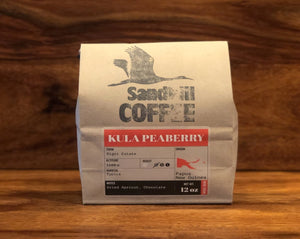 Kula Peaberry— Medium Roast - sandhillcoffee