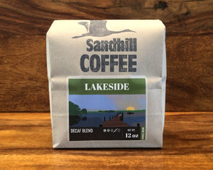 Lakeside - Decaf (Med/Dark) - sandhillcoffee