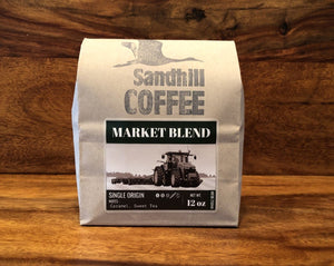 Market Blend - Med/Dark Roast - sandhillcoffee