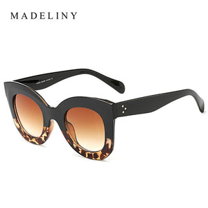 MADELINY MA216 Cat Eye Sunglasses (7 models available) - Top E-Shop