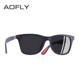 Classic Polarized Square Frame Sunglasses ( 5 models available) - Top E-Shop