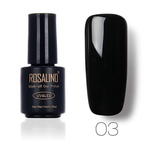 Rosalind Soak-Off Nail Gel Polish (30+ colors options) - Top E-Shop