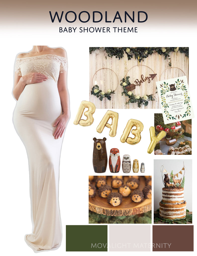 0beb134534 3 Baby Shower Themes for Boys - Baby Boy Shower Ideas by Mova Light