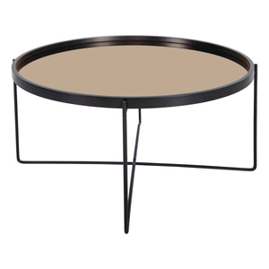 Anzio Table Rose Gold