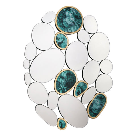 Dozza Agate Effect Mirror