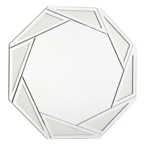 Goccia Octagon Rain Drop Effect Mirror