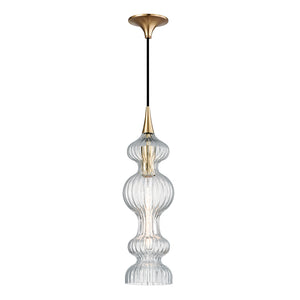 Pomfret PENDANT 1600-AGB-CL-CE Hudson Valley Lighting