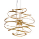 Calligraphy Pendant 216-42-CE Corbett Lighting 66cm