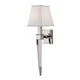 Ruskin WALL SCONCE 2401-PN-CE Hudson Valley Lighting