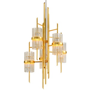 SYMPHONY Chandelier 257-75-CE Corbett Lighting