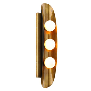 HOPPER Wall Sconce 271-13-CE Corbett Lighting