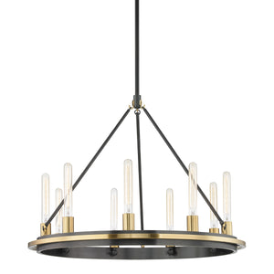 CHAMBERS PENDANT 2732-AOB-CE Hudson Valley Lighting
