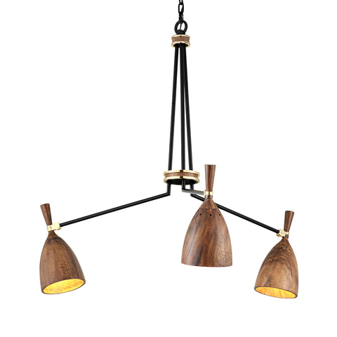UTOPIA Chandelier 280-03-CE Corbet Lighting