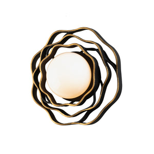 LUMA Wall Sconce 283-11-CE Corbett Lighting