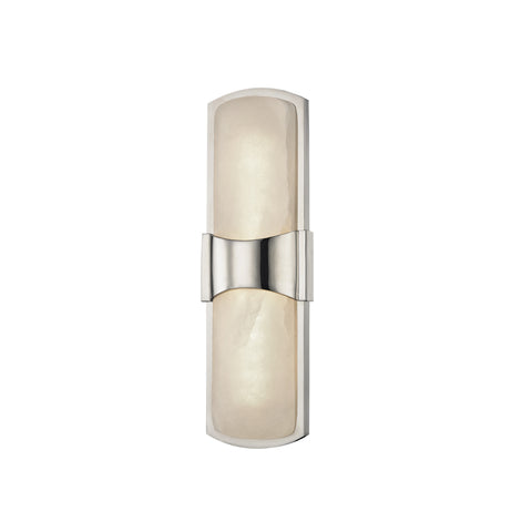 VALENCIA WALL SCONCE 3415-PN-CE Hudson Valley Lighting