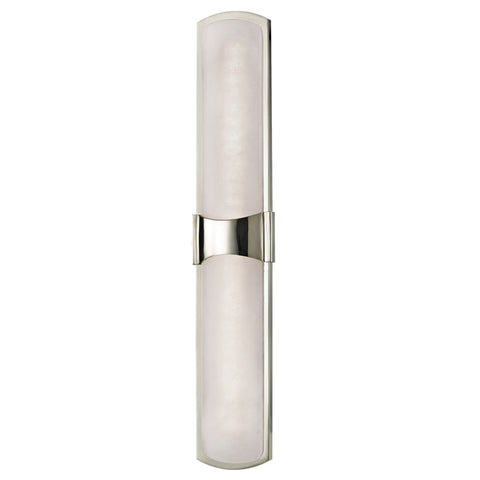VALENCIA WALL SCONCE 3426-PN-CE Hudson Valley Lighting