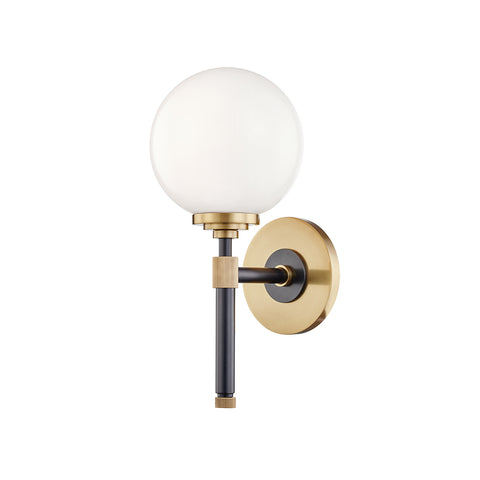 Bowery Bath And Vanity 3701-AOB-CE Hudson Valley Lighting