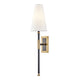 Bowery WALL SCONCE 3721-AOB-CE Hudson Valley Lighting