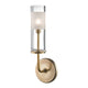 Wentworth WALL SCONCE 3901-AGB-CE Hudson Valley Lighting