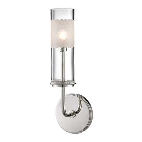 Wentworth Wall Sconce 3901-PN-CE Hudson Valley Lighting