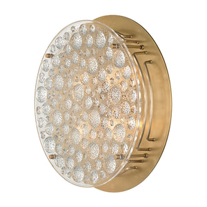 Holland Flush Mount 4315-AGB-CE Hudson Valley Lighting